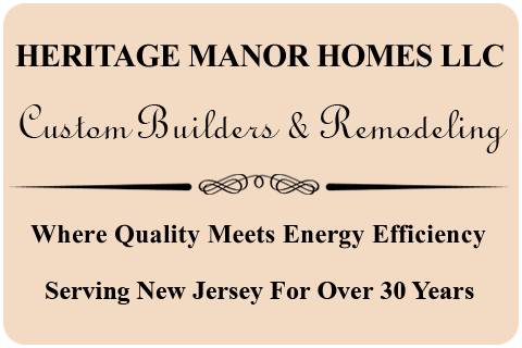 New Jersey Custom Home Builders
